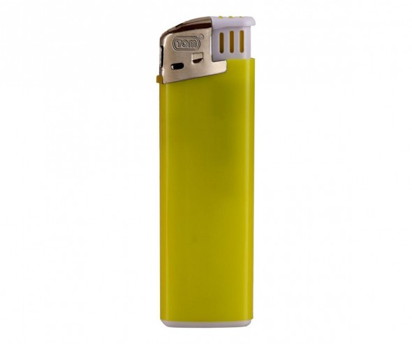 Unilite Elektronik-Feuerzeug Neon Gelb EB-18 NC 04