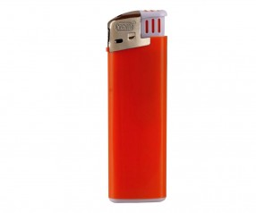 Unilite Elektronik-Feuerzeug Neon Orange EB-18 NC 08