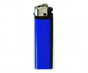 TOM Reibradfeuerzeug HC Blau NM-1 03