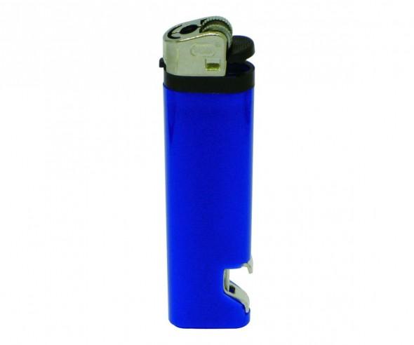 TOM Reibradfeuerzeug HC Blau NM-1 OP 03