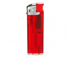 TOM Elektronik-Feuerzeug Tranzesdent Rot QM-506 12