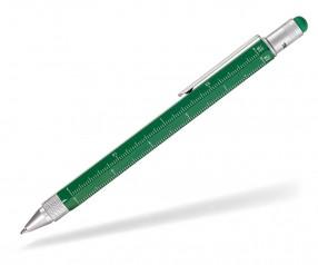 TROIKA PIP20 GR Multifunktions-Kugelschreiber CONSTRUCTION grün