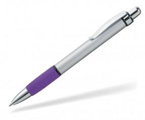 UMA ARGON Kugelschreiber 09400 silber violett