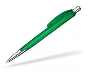 UMA Kugelschreiber BEAT 00077 transparent SI dunkelgrün
