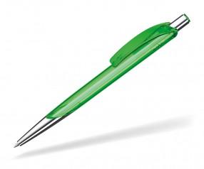 UMA Kugelschreiber BEAT 00077 transparent SI hellgrün