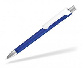 UMA CHECK 1-0142 TF KG TOP SI Kugelschreiber dunkelblau