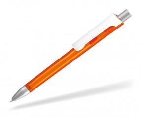 UMA CHECK 1-0142 TF KG TOP SI Kugelschreiber orange