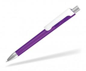 UMA CHECK 1-0142 TF KG TOP SI Kugelschreiber violett