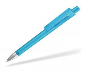 UMA CHECK 1-0142 TF SI Kugelschreiber hellblau