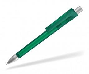 UMA CHECK 1-0142 TF TOP SI Kugelschreiber dunkelgrün