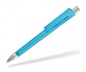 UMA CHECK 1-0142 TF TOP SI Kugelschreiber hellblau