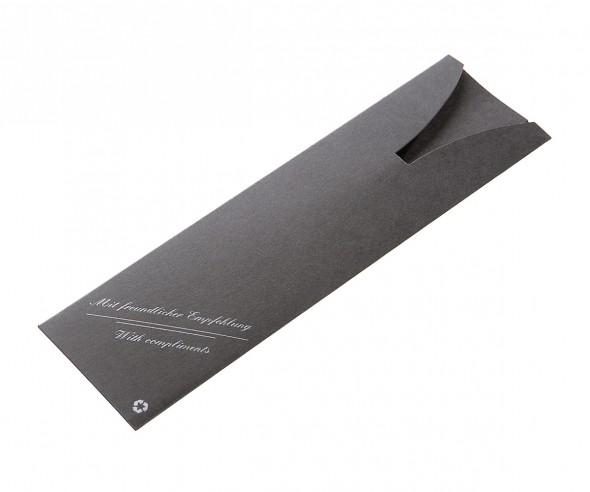 UMA Kugelschreiber Pappstecketui 0-0940 schwarz