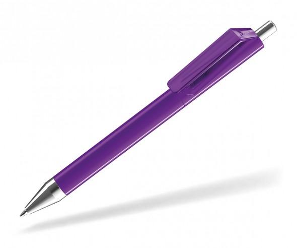 UMA FUSION 0-0155 SI F Kugelschreiber violett