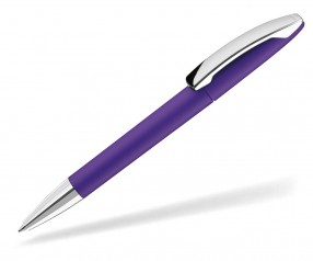 UMA ICON MSI GUM 0-0056 Kugelschreiber dunkelviolett