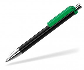 UMA Kugelschreiber FASHION 00134 SI schwarz dunkelgrün