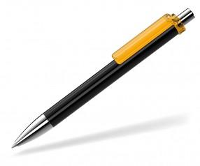 UMA Kugelschreiber FASHION 00134 SI schwarz ocker