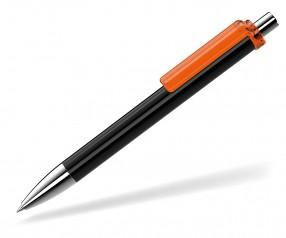 UMA Kugelschreiber FASHION 00134 SI schwarz orange