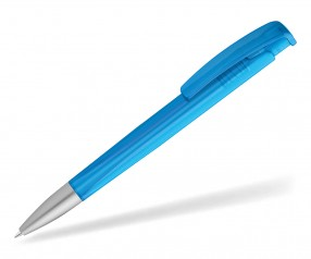 UMA LINEO TFSI 00154 Kugelschreiber FROZEN hellblau
