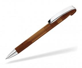 UMA LOOK TM SI 00122 Grip Kugelschreiber braun