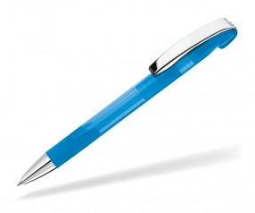 UMA LOOK TM SI 00122 Grip Kugelschreiber hellblau