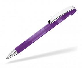 UMA LOOK TM SI 00122 Grip Kugelschreiber violett