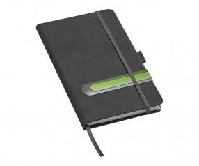 UMA myPENbook Notizbuch mit Kugelschreiber 9-0500 schwarz