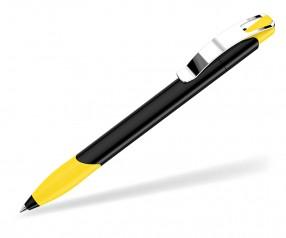 UMA OMEGA GRIP M Kugelschreiber 00531 schwarz gelb