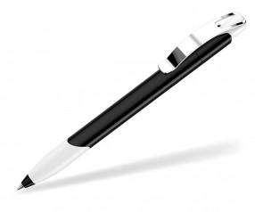 UMA OMEGA GRIP M Kugelschreiber 00531 schwarz weiss