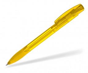 UMA OMEGA GRIP Kugelschreiber 00531 transparent gelb