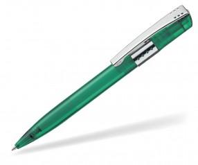 UMA ORBIT Kugelschreiber 1-0891 transparent grün
