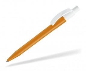 UMA PIXEL KG Kugelschreiber 0-0017 glanzweiss karamell