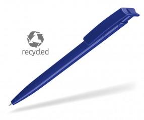 UMA RECYCLED PET PEN 02260 Kugelschreiber dunkelblau