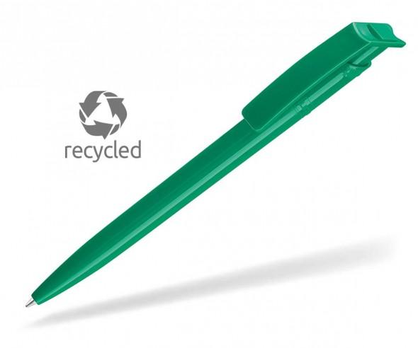UMA RECYCLED PET PEN 02260 Kugelschreiber dunkelgrün