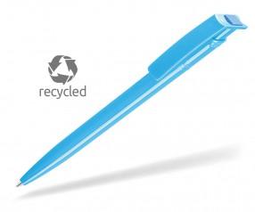 UMA RECYCLED PET PEN 02260 Kugelschreiber hellblau