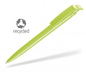 UMA RECYCLED PET PEN 02260 Kugelschreiber hellgrün