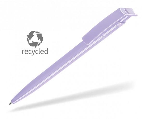 UMA RECYCLED PET PEN 02260 Kugelschreiber hellviolett