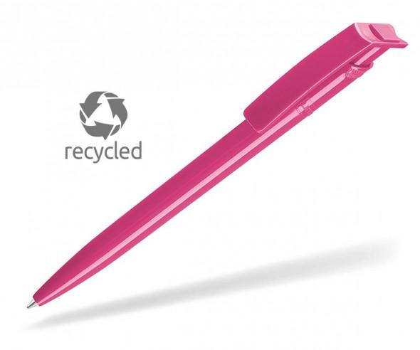UMA RECYCLED PET PEN 02260 Kugelschreiber magenta