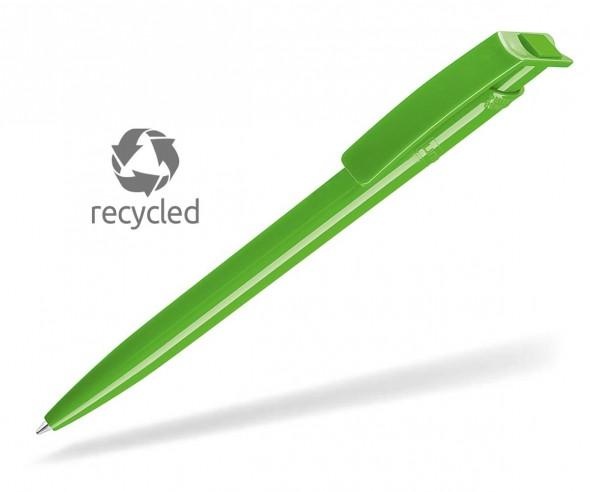 UMA RECYCLED PET PEN 02260 Kugelschreiber mittelgruen