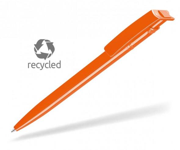 Nachhaltige Kugelschreiber UMA RECYCLED PET PEN 02260 orange