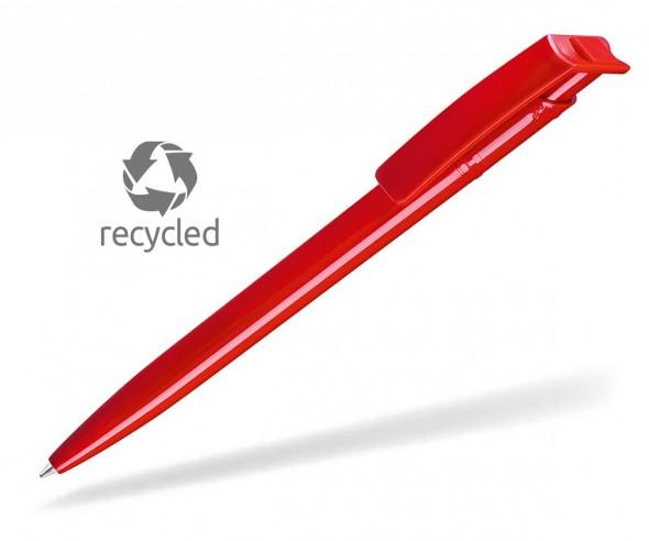 Öko Kugelschreiber UMA RECYCLED PET PEN 02260 rot