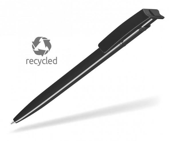 UMA RECYCLED PET PEN 02260 Kugelschreiber schwarz