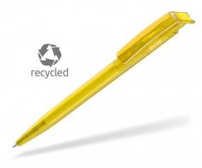 UMA RECYCLED PET PEN 02260 T Kugelschreiber gelb