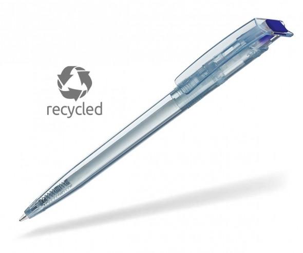 UMA RECYCLED PET PEN 02260 T SG Kugelschreiber dunkelblau