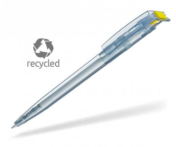 UMA RECYCLED PET PEN 02260 T SG Kugelschreiber gelb