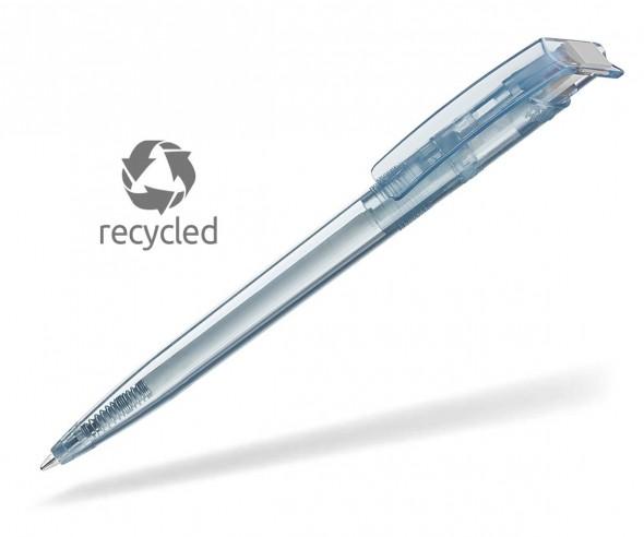 UMA RECYCLED PET PEN 02260 T SG Kugelschreiber grau