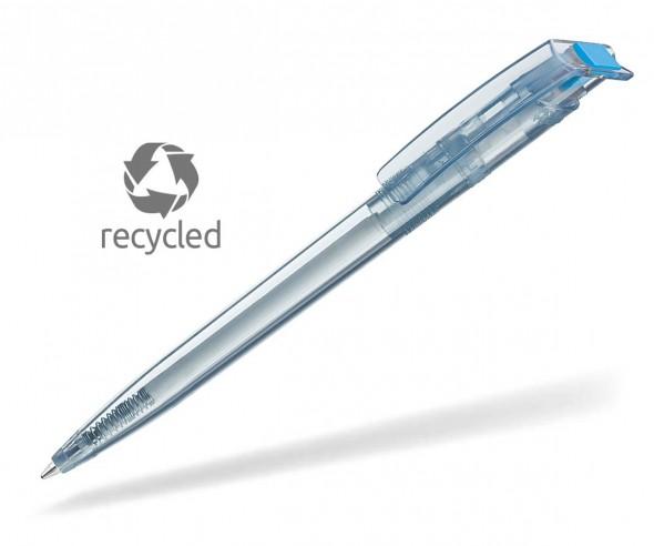 UMA RECYCLED PET PEN 02260 T SG Kugelschreiber hellblau