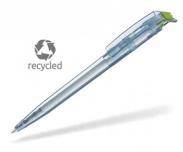 UMA RECYCLED PET PEN 02260 T SG Kugelschreiber hellgruen