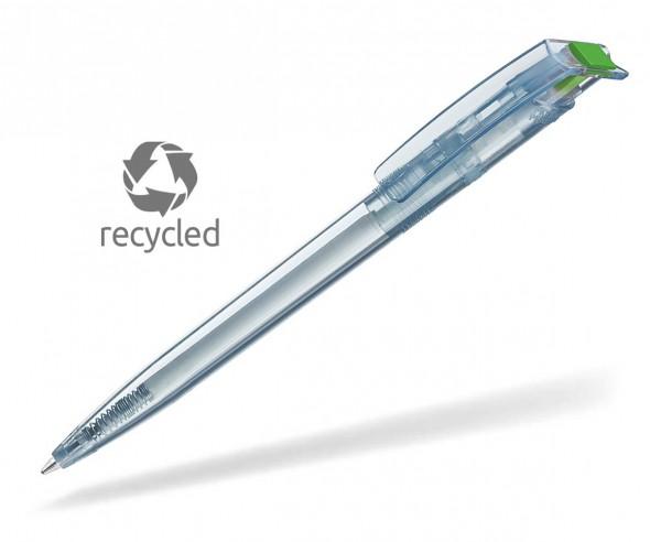 UMA RECYCLED PET PEN 02260 T SG Kugelschreiber mittelgruen