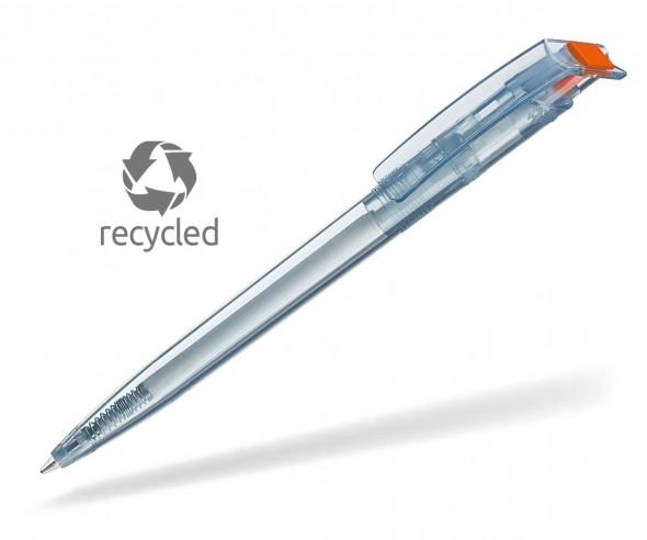 UMA RECYCLED PET PEN 02260 T SG Kugelschreiber orange