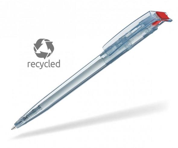 UMA RECYCLED PET PEN 02260 T SG Kugelschreiber rot